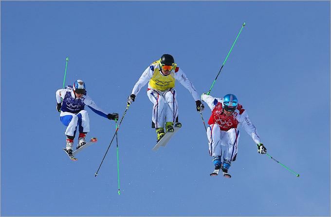 Егор Коротков — пятый в ски-кроссе