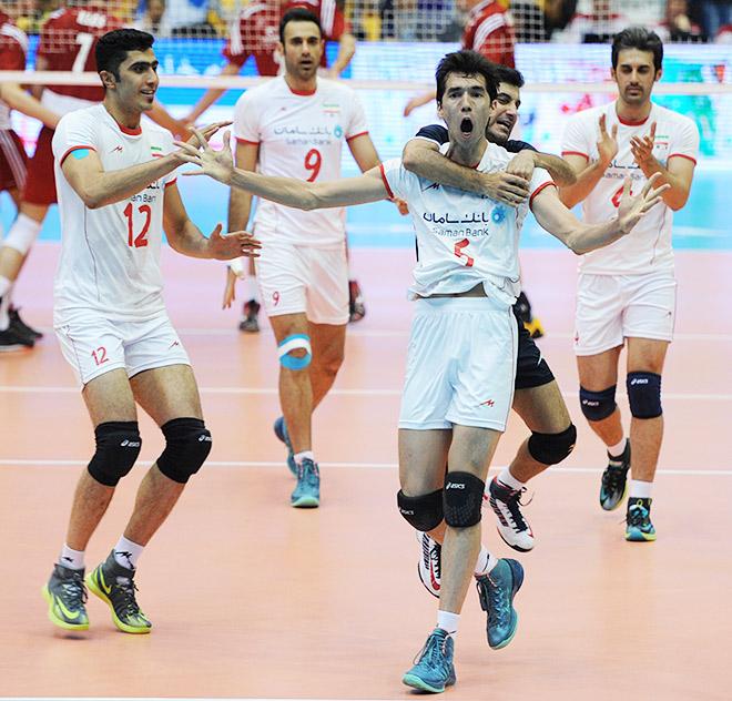 Первый «Финал шести» для сборной Ирана