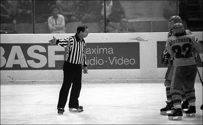 Юрий Карандин на чемпионате мира. 1986 год