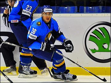 Максим Беляев в сборной Казахстана