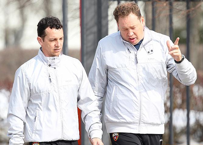 Гранеро Паулино и Леонид Слуцкий