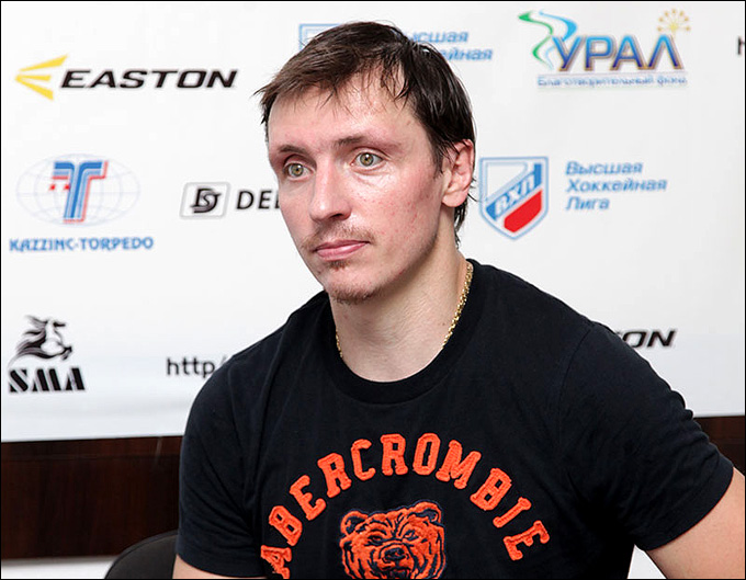 Максим Беляев в Усть-Каменогорске