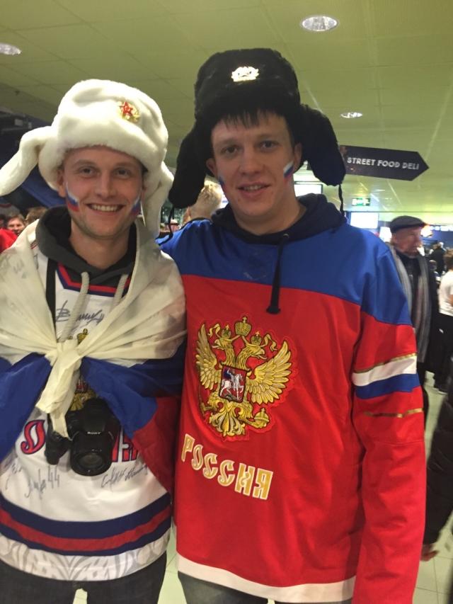 За Россию!
