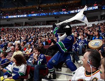 """Итоги сезона НХЛ. """"Ванкувер Кэнакс"""""""