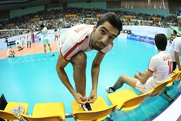 Иранец Мохаммед Мусави – лучший блокирующий уик-энда. И всего розыгрыша Мировой лиги на данном этапе