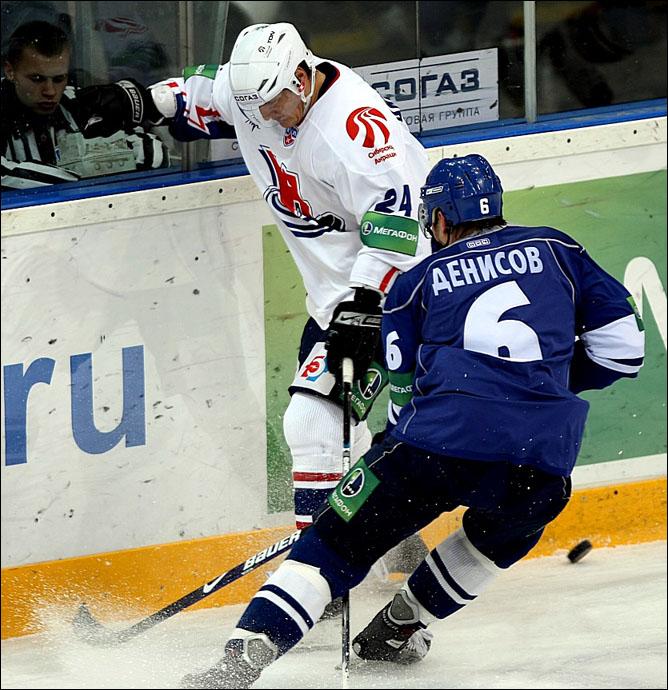 """ХК """"Сибирь"""". Фото 04."""