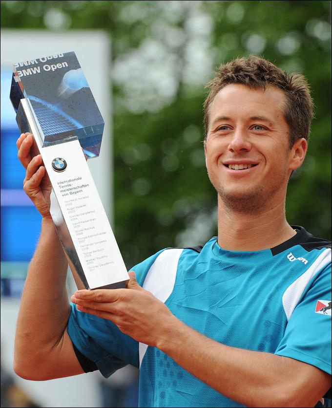 Кольшрайбер во второй раз выиграл главный приз в Мюнхене