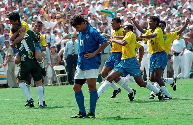Чемпионат мира – 1994. Италия – Бразилия