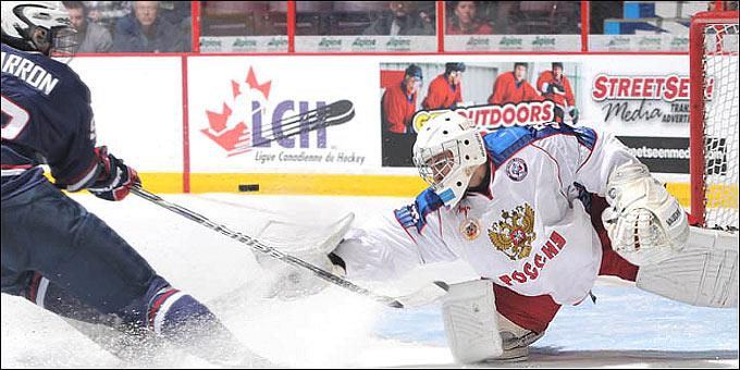 Юниорская сборная России U-18 заняла пятое место на мемориале Глинки