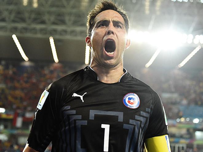 Клаудио Браво стал игроком «Барселоны»