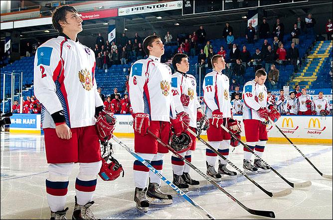 Мировой Кубок вызова. Чехия (до 18 лет) — Россия (до 18 лет) — 4:3