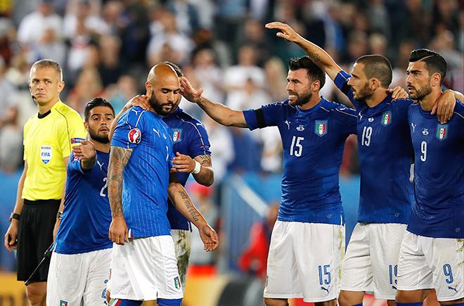Чемпионат Европы – 2016. Германия – Италия