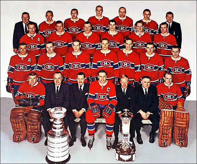 """История Кубка Стэнли. Часть 74. 1965-1966. """"Монреаль Канадиенс""""."""