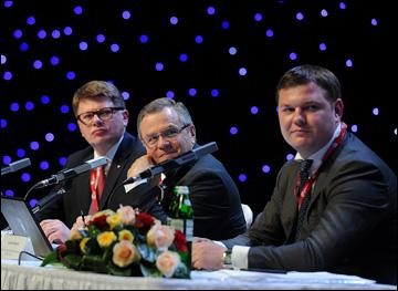 Драфт-2013. Дмитрий Курбатов, Владимир Шалаев и Алексей Киреев