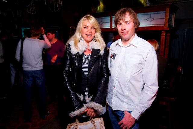 Иван с дамой