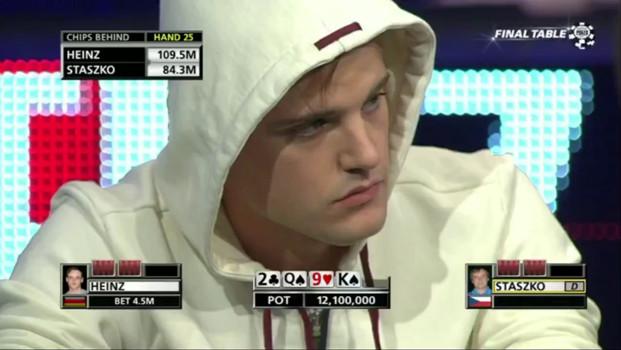 Пиус Хайнц – победитель Main Event WSOP!
