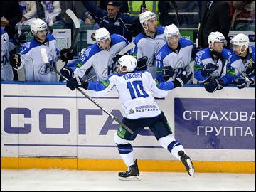 Наиль Якупов привнёс в игру команды страсть