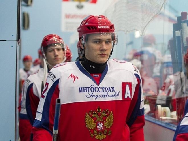 Андрей Миронов — в заявке сборной России
