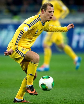 Украина — Франция — 2:0. Самый полезный игрок матча Роман Зозуля