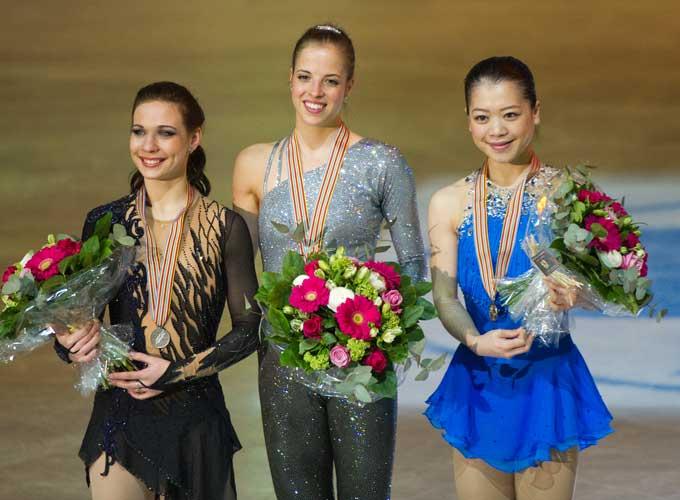 Новая чемпионка мира – Каролина Костнер