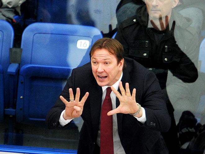 В Нижнем Новгороде первый сезон в качестве главного тренера провёл Петерис Скудра