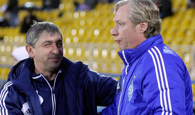 Александр Севидов и Алексей Михайличенко
