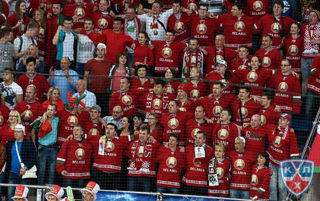 Белоруссия впервые с 2008 года вышла в плей-офф
