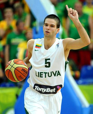 Защитник сборной Литвы Мантас Калниетис