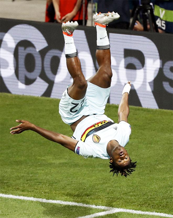 Бельгия — самая результативная сборная