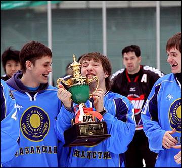 Константин Савенков в сборной Казахстана