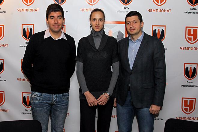 Лев Савари, Татьяна Кочарян и Игорь Кочарян