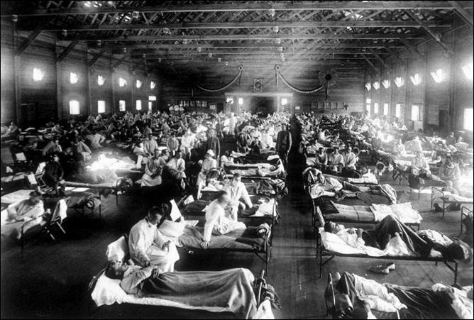 История Кубка Стэнли. Часть 27. 1918-1919. Эпидемия испанского гриппа.