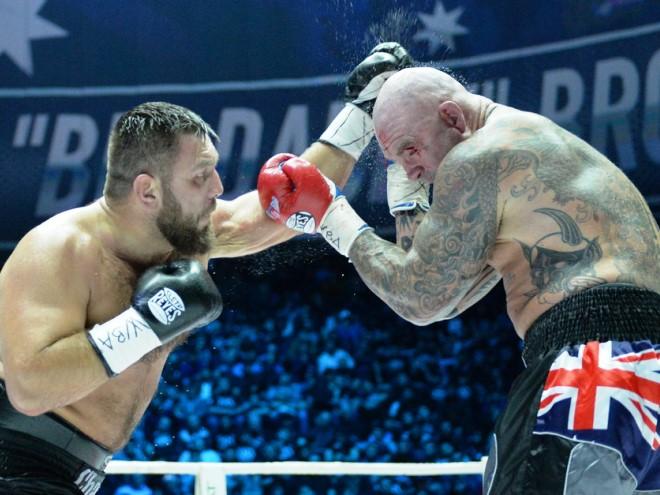 Последний поединок против Лукаса Брауна Чагаев провёл в марте 2016 года