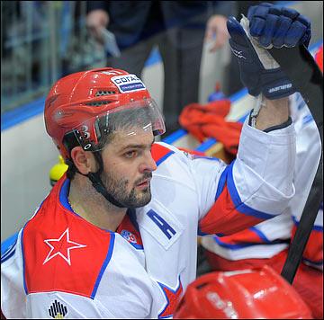 Александр Радулов отдал 4 голевые передачи