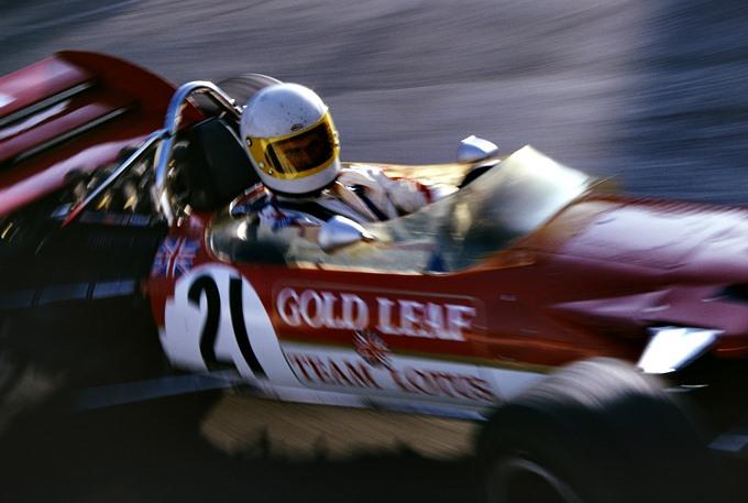 """Lotus 49 первым получил новый """"Косуорт"""" DFV"""