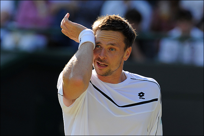 Робин пока остаётся вне тенниса, зато станет папой
