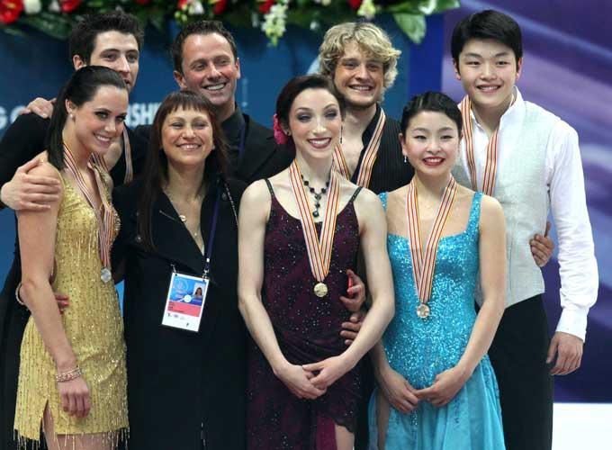 Лучший тренерский тандем в танцах на льду распался