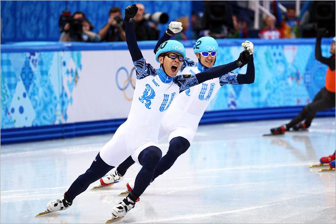 Виктор Ан добавил к серебру и золотую медаль
