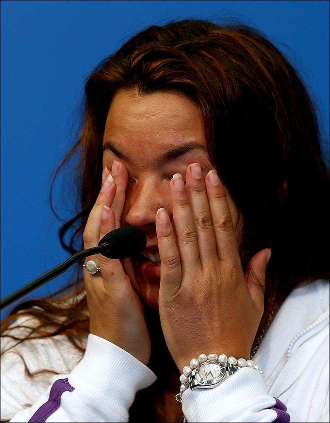 Марион Бартоли неожиданно объявила о завершении карьеры