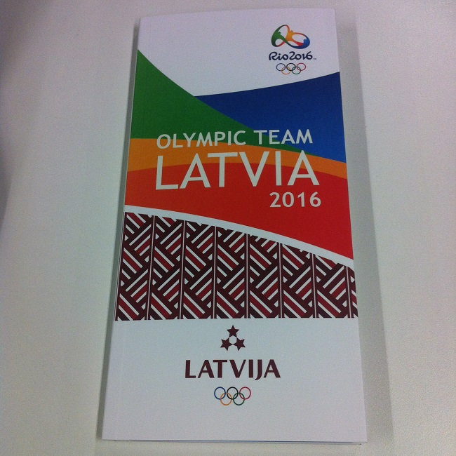 Хэндбук Олимпийского комитета Латвии
