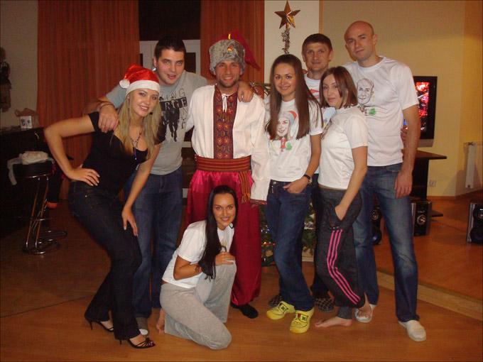 Новый год в Румынии — с семьей Даниловского и Езерских