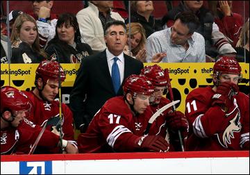 """Как дела, НХЛ? """"Финикс Койотс"""". Дэйв Типпетт и его команда"""