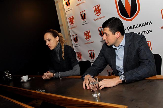 Татьяна Кочарян и Игорья Кочарян