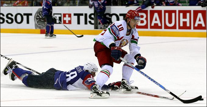 Андрей Костицын в сборной Белоруссии