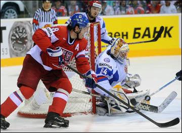 Россия против Чехии