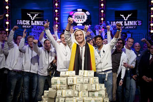 Победитель Пиус Хайнц