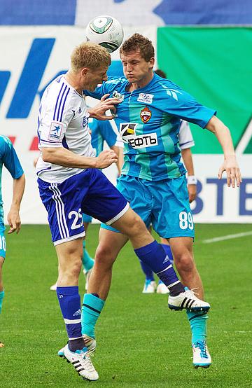 """08.05.2011. """"Динамо"""" — ЦСКА — 2:2"""