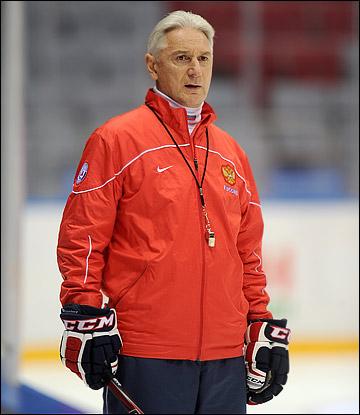 Теперь Билялетдинов обратит своё внимание на НХЛ