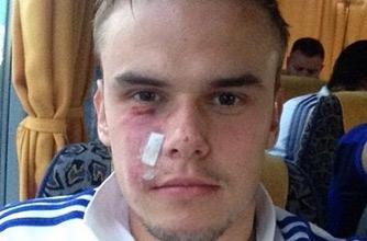 Максим Коваль после игры в Ужгороде