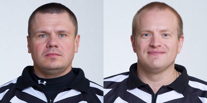 Алексей Раводин и Алексей Анисимов